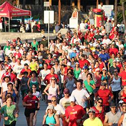 5k Kona Running Event