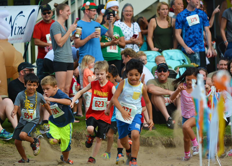 Free Kids Fun Run Event